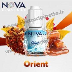 Pack 5 flacons Orient - Nova Liquides Original