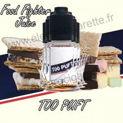 Pack 5 flacons Too Puft - Food Fighter Juice
