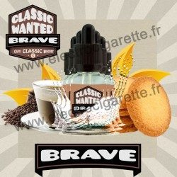 Pack de 5 flacons Brave - Classic Wanted by VDLV