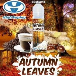 Automn Leaves - Se4sons - High Vaping - ZHC 50 ml
