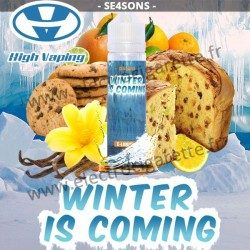 Winter is coming - Se4sons - High Vaping - ZHC 50 ml