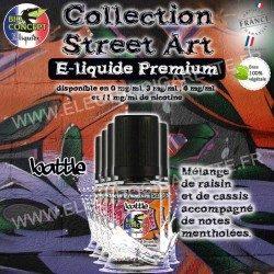 5 x Battle - Street Art - BioConcept Premium - 5x10 ml