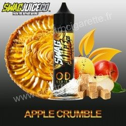 Apple Crumble - Od Series - Swag Juice - ZHC 60 ml