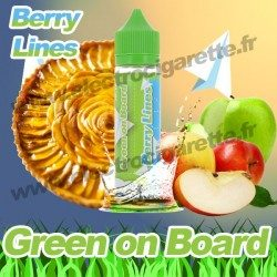 Green on Board - Berry Lines - ZHC 60 ml