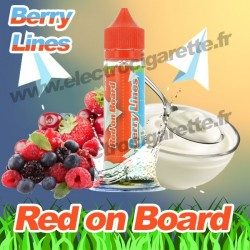 Red on Board - Berry Lines - ZHC 60 ml