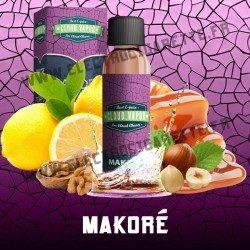 Makoré - Cloud Vapor High VG - ZHC 60 ml