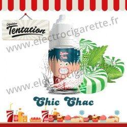 5 x 10 ml Chic Chac - Candy Tentation - Liquideo