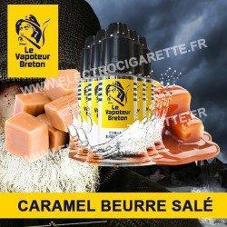 Pack de 5 x Caramel au beurre salé - L'Authentic - Le Vapoteur Breton - 10 ml