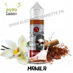Manila - 3 Baccos - PGVG Labs - ZHC - 60 ml