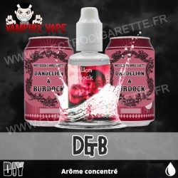 D&B - Vampire Vape - Arôme concentré - 30ml