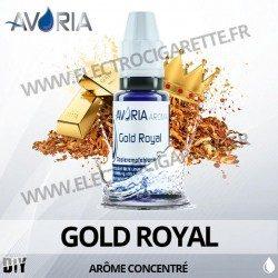 Gold Royal - Avoria - 12 ml - Arôme concentré DiY