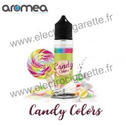 Candy Colors - Candy Shop - Aromea - ZHC 50 ml