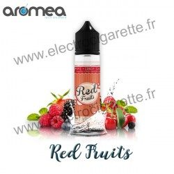 Red Fruits - Candy Shop - Aromea - ZHC 50 ml