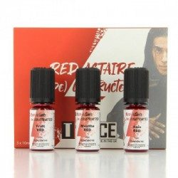 Red Astaire (De)Constructed - T-Juice - Pack DiY