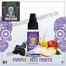 Purple Just Fruits - Full Moon - DiY Arôme concentré