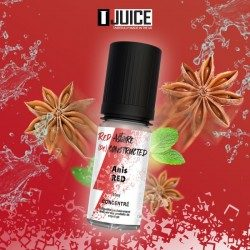 Anis Red - Red Astaire (De)Constructed - T-Juice - DiY