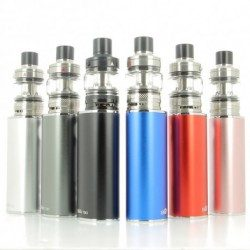 Kit iStick T80 VW 3000mah avec clearo Pesso 5ml ChildProof - Eleaf - Couleurs