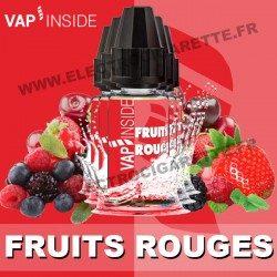 Pack de 5 x Fruits Rouges - Vap Inside - 10 ml