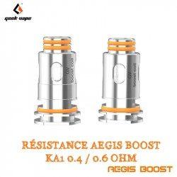 Pack de 5 x Résistances Aegis Boost - GeekVape