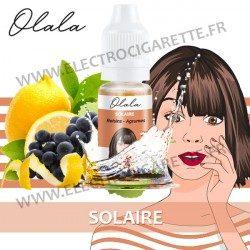 Solaire - L'Effrontée - Olala Vape - 10ml