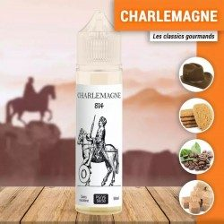 Charlemagne ZHC Mix Series - 814 - 50 ml - 0 mg