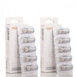 Pack de 5 x résistances AVP Pro Aspire