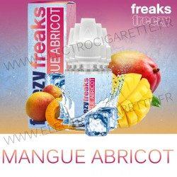 Pack de 5 x Mangue Abricot - Freezy Freaks - 10 ml