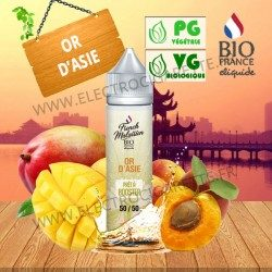 Or d'Asie - French Malaysien - Bio France - ZHC 50ml