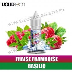 Fraise Framboise Basilic - Ice Cool - Liquid'Arom - 10ml