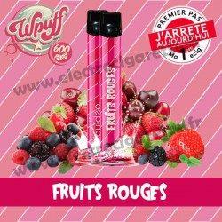 Fruits Rouges - Wpuff - Vape Pen - Cigarette jetable