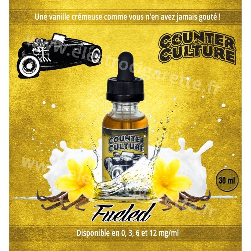 Fueled - Counter Culture - 30 ml