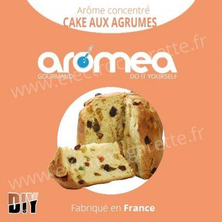 Cake aux Agrumes - Aromea
