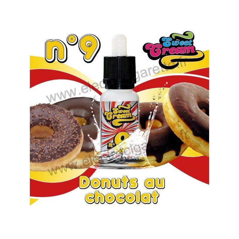 Sweet Cream N°9 - EliquidFrance