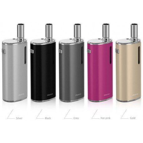 Kit iNano Eleaf Noir 650 mAh - Mini cigarette électronique