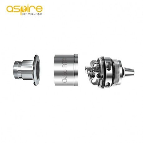 Kit clearomiseur RTA Cleito Aspire