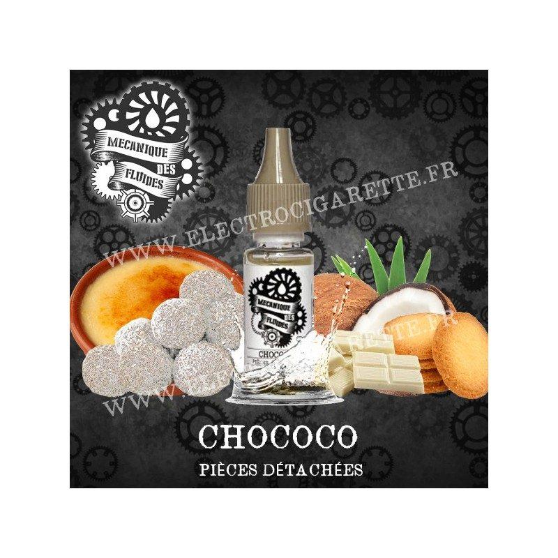 Chococo - Mecanique des Fluides