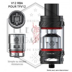 Plateau RBA V12 pour TFV12 - Smoktech