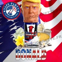 Donald - Collector Edition - Vape Party - 10 ml