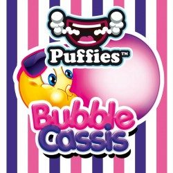 Bubble Cassis - Puffies - 10 ml