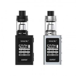 Kit All-in-One QBox 50W 1600 mAh - Smoktech
