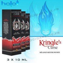 Halo Kringle's Curse - 3x10ml