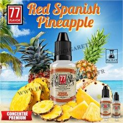 Red Spanish Pineapple - 77 Flavor - 10 ou 30 ml