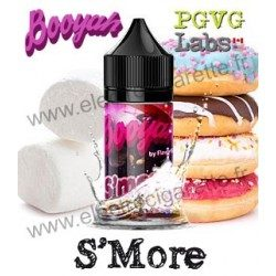 S'Mores - Booyah - PGVG Labs - ZHC - 30 ml