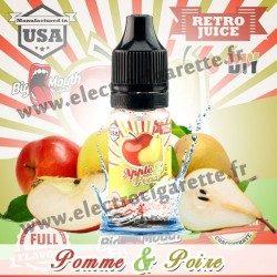 Apple Pear - Retro Juice DiY - Big Mouth