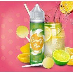Sparklime Lemon - Candy Pops - ZHC 50 ml
